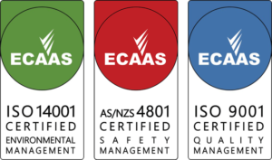 ecass iso 300x177 - Our Services